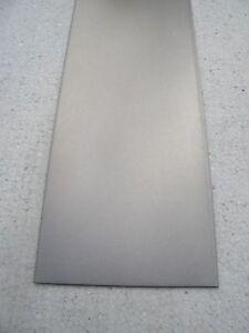 Edelstahl V2A Blech 230x120x1,5 mm