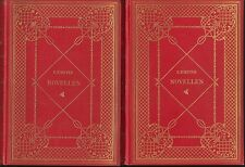 Conrad Ferdinand Meyer: des nouvelles (2 bde.) 1912