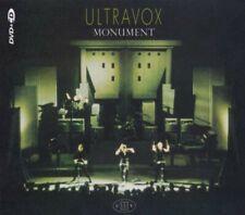 ULTRAVOX - MONUMENT-LIVE-OST (REMASTER)  CD+DVD POP NEU