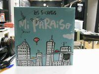 Los Secretos LP+CD Spanisch Mi Paraiso 2019 Unterzeichnet 180GR