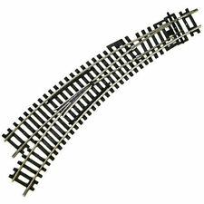 R8074 Hornby Railway Accessories - Left-Hand Curved Point OO Gauge NEW