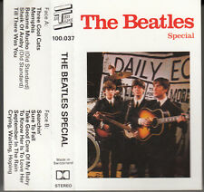 "K 7 AUDIO (TAPE)  THE BEATLES ""THE BEATLES SPECIAL"" (MADE IN SWITZERLAND)"