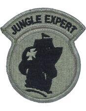 Jungle Expert ACU Patch with Fastener (PV-JUNEX)