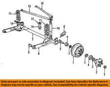 CHRYSLER OEM-Rear Wheel Bearing 3683974