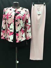 """KASPER PANT SUIT/NEW WITH TAG/SIZE 14/LINED/INSEAM 32""""/RETAIL$240"""
