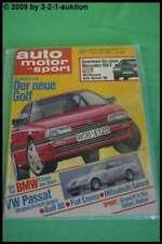 AMS Auto Motor Sport 8/88 * Hartge BMW M3 Toyota Celica 4WD  Lotus Esprit Turbo