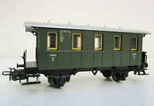 MARKLIN 4039 HO GAUGE PERSONENWAGEN LOCAL PASSENGER CAR COACH 2ND CLASS EPS I-V