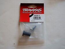 TRAXXAS - MOUNT MOTOR HINGE POST/ 4X12MM BCS (1)/ 4X10MM - BOX 2 - MODEL# 5661
