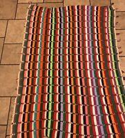 handmade crochet afghan throw