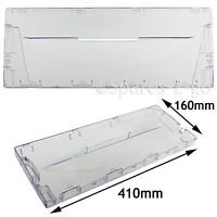 Plastic Drawer Cover Panel Flap Front for Hotpoint RFA52 RFAA52 Fridge Freezer