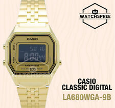 Casio Classic Series Digital Watch LA680WGA-9B
