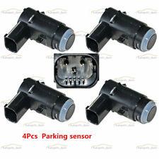 4PCS Bumper Backup Parking Sensor For 09-14 Ford F150 3.5 3.7 5.0 6.2L V6 V8 NEW