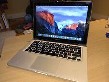 "MacBook Pro 13""  2010   4GB RAM   120GB HDD"