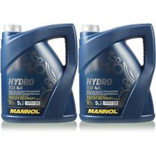 10l original MANNOL Hydro ISO 46 OLIO IDRAULICO LIQUIDO mn2102-5