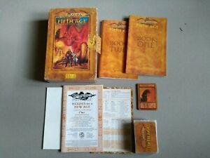 Dragonlance Fifth Age SAGA TSR D&D Dungeons & Dragons