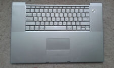 "Powerbook G4 17"" Palmrest Keyboard Trackpad A1013 A1052 A1085 613-4625-17"