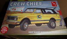 "AMT 1972 Chevy Blazer ""Crew Chief""/""Boondocker"" 1/25 Model Car Mountain FS NEW"