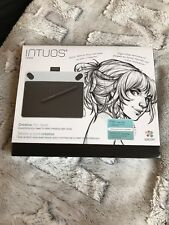 Wacom Intuos Draw Graphics drawing  tablet pen USED TWICE excellent condition