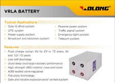 24 x Dengta 2V 500AH Deep Cycle Battery Solar Power 48V System - Emerson OEM
