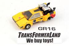 Sunstreaker Figure 1984 Vintage Hasbro G1 Transformers