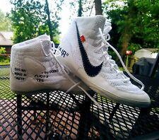 Nike Inflict Wrestling Shoes (Off white) DoDo Custom *IN HAND* 11.5