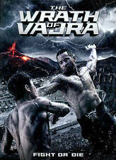 The Wrath of Vajra Kung Fu Martial Arts Action movie - NEW