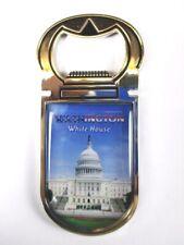 Washington White House Magnet Bottle Opener USA Souvenir Bottle Opener