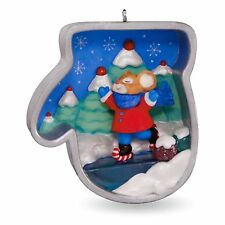 Hallmark 2016 Cookie Cutter Christmas Series Ornament