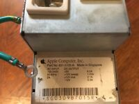 Apple Macintosh SE Power Supply from Apple Mac SE Computer Power Supply Only