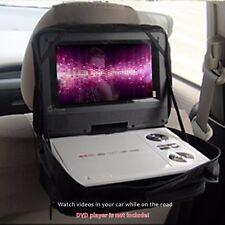 "New 9.5"" 9.8"" Portable DVD player Bags Case for Car Headrest Mount AU"
