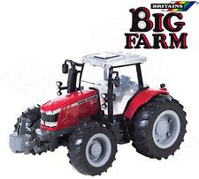 Britains Big Farm - Massey Ferguson 6613 Tractor with Light & Sound - LARGE 1:16