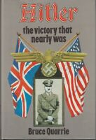 BOOK  MILITARY WAR HITLER THE VICTORY THAT NEARLY WAS 179 PAGES ILLUSTRATED