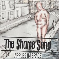 APPLES IN SPACE - THE SHAME SONG   CD NEU