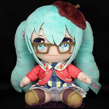 Vocaloid HATSUNE MIKU Fall Autumn Winter Plush Doll Fall Autumn Style JAPAN