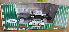 Gearbox Ford 1940 Chain Driven Pedal Car Texaco Sky Chief Deluxe Coupe Black