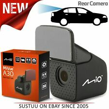 Mio MiVue A30 Rear View Car Dash Camera│1080p Full HD Video Recording│140° View