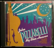 "John Pizzarelli ""My Blue Heaven"" Chesky CD is Near-MINT"