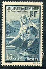 STAMP / TIMBRE DE FRANCE NEUF LUXE N° 417 ** OEUVRES SOCIALES ETUDIANTS