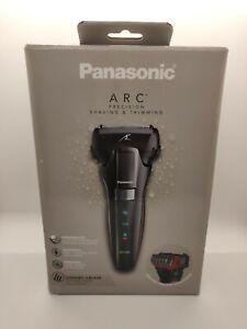 Panasonic Hybrid Wet & Dry Cordless Men's Trimmer & Detailer, Black - ES-LL41-K