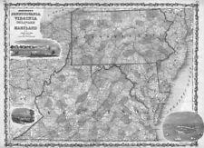 Mapa del condado