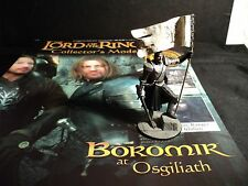 Lord of the Rings Figures - Issue 96 Boromir a Osgiliath - eaglemoss BAGGED