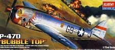 Academy P-47D Thunderbolt Bubble Top 509th FS/405th India 45 Modell-Bausatz 1:72