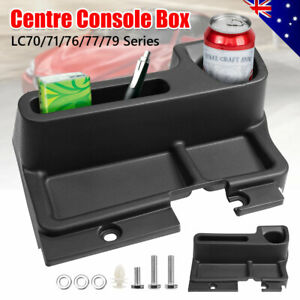 Centre Console Storage Cup Holder For Toyota Landcruiser LC 70 71 76 77 Series
