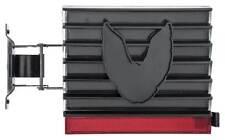 1979-81 Firebird/Trans AM Fuel Door With Emblem Recess Smoke