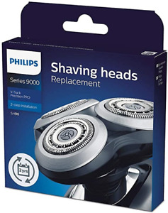 Philips Replacement Blades for Series 9000(S9xxx) Electric Shaver SH90/70 Newest