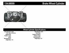 Drum Brake Wheel Cylinder-Premium Wheel Cylinder-Preferred Rear Left,Rear