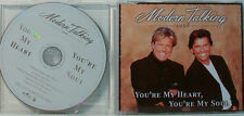 Modern Talking-You are my heart, you 're My Soul-CD MAXI (o99)