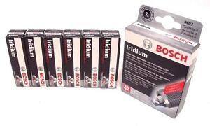 BOSCH IRIDIUM Spark Plugs HR8KII33V 9655 Set of 6