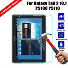 For Samsung Galaxy Tab 2 10.1 P5100 P5110 Tempered Glass9H+Screen Protector Film