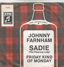 """Single 7"""" Johnny Farnham """"Sadie"""""""